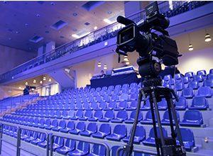 PTL Eventtechnik GmbH - Videotechnik - Augsburg, München, Nürnberg, Stuttgart - Kamera, Dollys, Kamerakran, Videoschnitt, Videomischung, ...